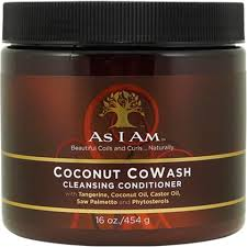 As I Am Coconut Co wash 454 g