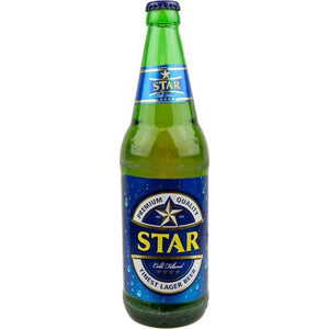 Star Large Bier 60 cl x 12
