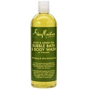 Shea Moisture Olive & Green Tea Body Lotion 384 ml