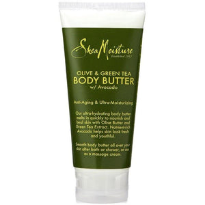 Shea Moisture Olive & Green Tea Body Butter