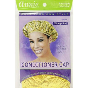 Annie Conditioner Cap Gold Extra Large