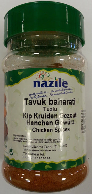 Nazile Chicken Spices 200 g