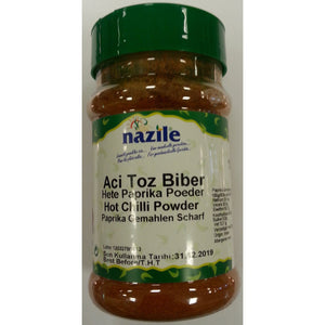 Nazile Hot Chili Powder 150 g