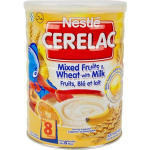 Cerelac Mixed Fruits & Wheat Milk 1 kg