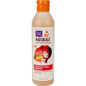Dark and Lovely Au Natural Hydrating Soak Shampoo 400 g
