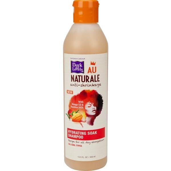 Dark and Lovely Au Naturale Hydrating Soak Shampoo 400 g