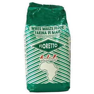 AFP Fioretto White Maize flour (green) 1 kg
