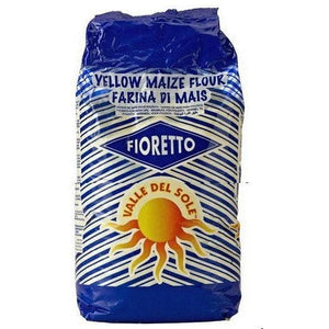 Valle Del Sole Fioretto Maize flour yellow 1 kg