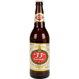 33 Export Beer 65 cl