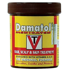 Damatol Hair & Scalp Treatment Cream 110 g