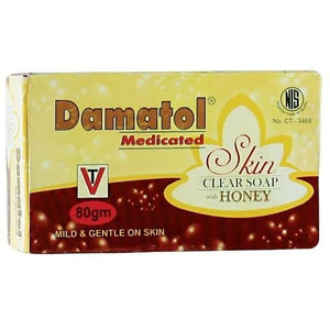 Damatol Medicated Honey Soap 80 g