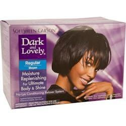 Dark and Lovely No Lye Relaxer Kit Regular