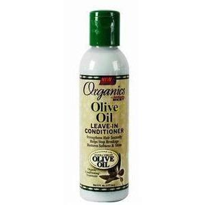 Africa's Best Organics Olive Oil Leave-In Conditioner 177 ml