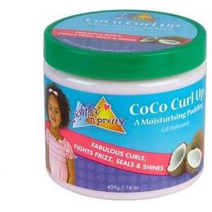 Sofn'free n'pretty Coco Curl Up  Moisturizing Pudding 459 g