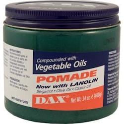 Dax Vegetable Pomade Green 14 oz
