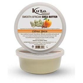 Kuza Smooth African Shea Butter Citrus Spice 277g