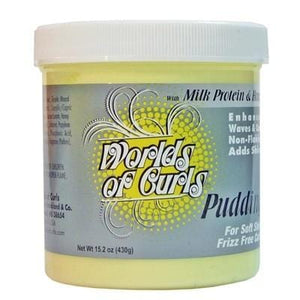 Worlds of Curls Pudding 430 g