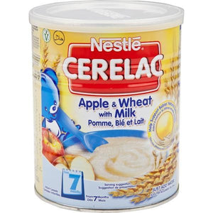 Cerelac Wheat and Apple 400 g