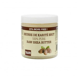 Yari 100% Pure Raw Shea Butter 250 ml