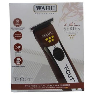 Hairtrimmer: Wahl 5 Star Series T Cut Professional Cordless Trimmer