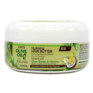 ORS Olive Oil for Natural Hydrating Hair Butter 103 g