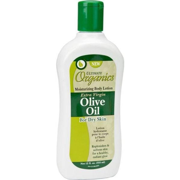 Africa's Best Organics Olive Oil Moisturizing Body Lotion 355 ml