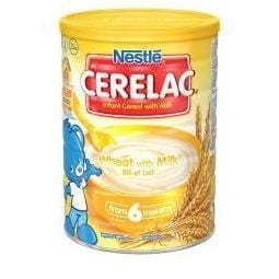 Cerelac Wheat and Milk 1 kg