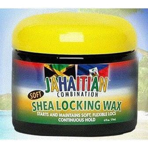 Jahaitian Combination Shea Locking Wax  174 ml