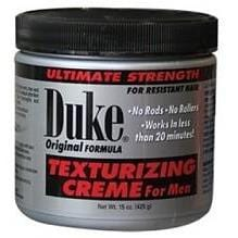 Duke Texturizing Cream for Men - 15oz jar