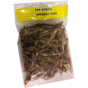Top Africa Anchovy Fish 100 g