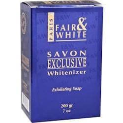 Exclusive Fair&White Exfoliating Soap 200 g