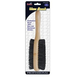 Eden 2 Sided Wave Brush Soft and Hard 00531