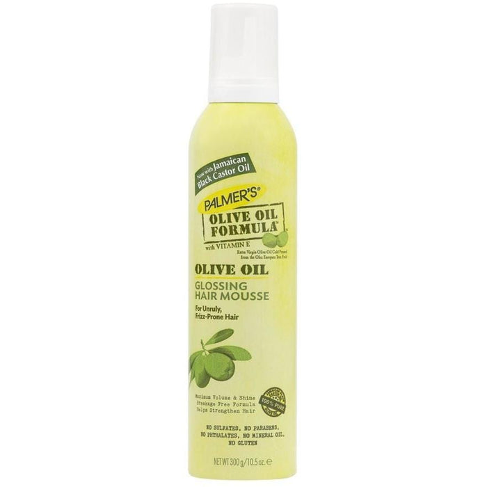 Palmers Olive Oil Formula Glossing Hair Mousse 300 g