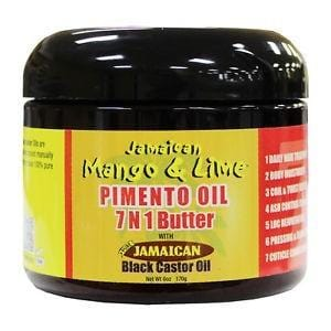 Jamaican Mango and Lime Pimento Oil 7 in 1 Butter 170 g