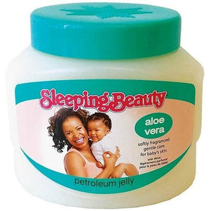 Sleeping Beauty Baby Soft Petroleum Jelly Aloe Vera 500 ml