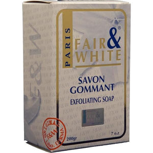 Fair & White Savon Gommant 200 g
