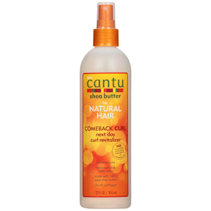 Cantu Shea Butter Natural Hair Comeback Curl Next Day Curl Revitalizer 355 ml