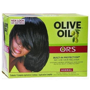 Organic Root Relaxer Kit Regular