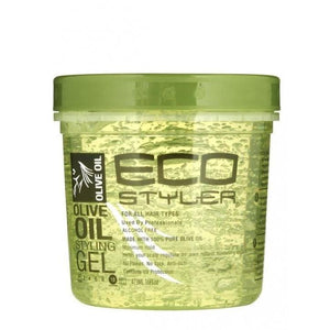 Ecostyler Styling Gel Olive Oil 437 ml