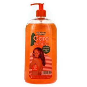 Caro White Lightening Gel Shower Carrot Oil 1 liter