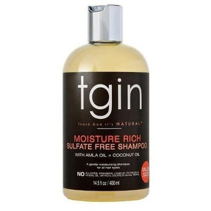 TGIN Moist Rich Sulfate Shampoo 384 ml