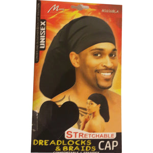 Murray Stretchable Dreadlocks and Braid Cap