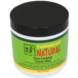 Caribbean Natural Firm Locking Creme Wax 177,44 ml