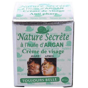 Nature Secrete Argan Oil Facial Cream 40 g