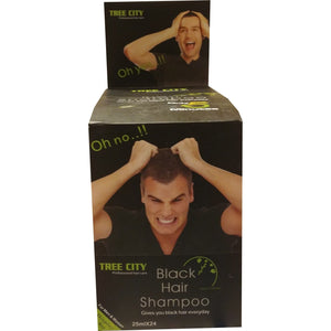 Tree City Black Hair Shampoo