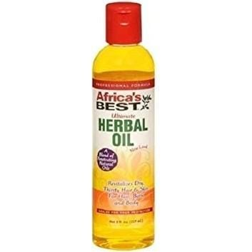Africa's Best Organics Herbal Oil 236 ml