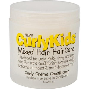 Curly Kids Curly Creme Conditioner 6 oz