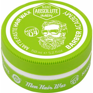 Nano Absolute Men Hair Wax Matt 150 ml