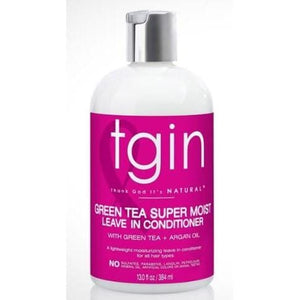 Tgin Green Tea Super Moist Leave in Conditioner 400 ml