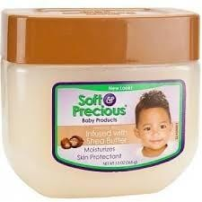 Soft & Precious With Shea Butter 368 g
